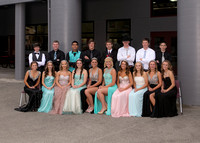 2015 WFW Homecoming Court