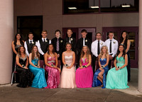 2014 WFW Homecoming Court