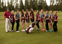 2016 WFW Girls Golf