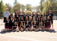 2016 WFW Girls Tennis