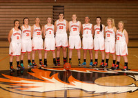 2014-2015 CHS Girls Basketball
