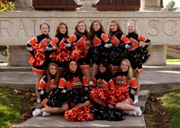 2014 CHS Fall Cheer