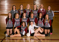 2015 WFW Volleyball