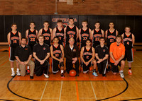 2014-2015 CHS Boys Basketball