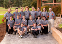 2015 CHS Boys Golf