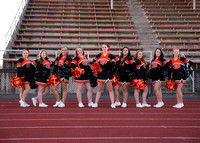 2015 CHS Fall Cheer